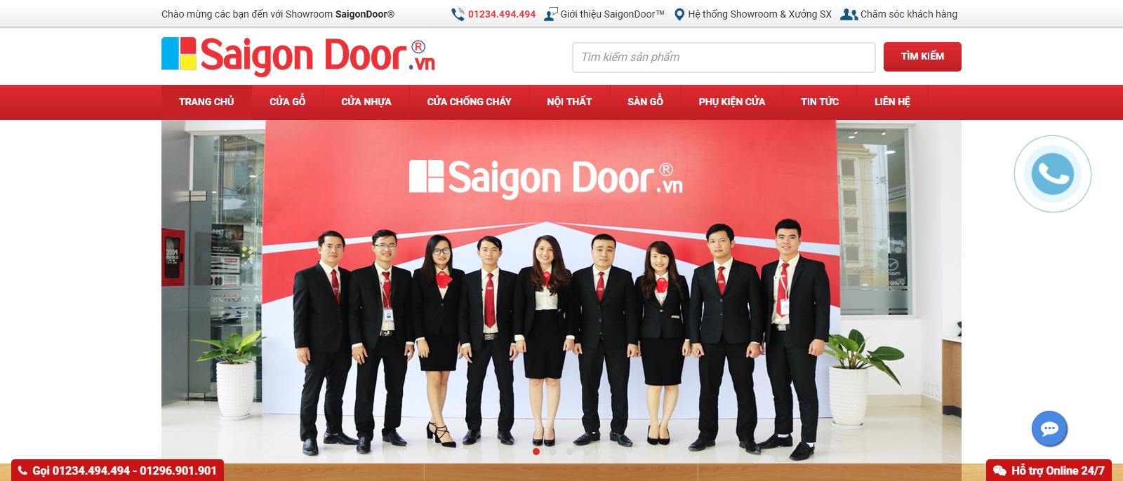 SaigonDoor Lừa Đảo | Vạch mặt Sự Xuyên tạc Vu Khống cạnh tranh thiếu lành mạnh