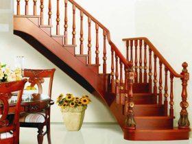 Cầu thang gỗCT01