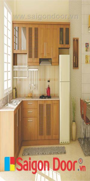 Tủ kệ bếp KP2