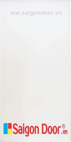 Cửa nhựa ABS Hàn Quốc SGD.305-K5300 cứng, rắn nhưng không giòn.
