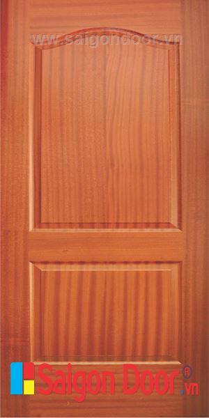 Cửa gỗ HDF VENEER 2A-SAPELE