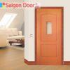 Cửa gỗ HDF SGD.2G1-C9 - 0933.707.707 -  0834.300.300