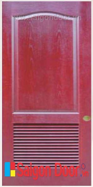 Cửa gỗ HDF SGD.2L-C12