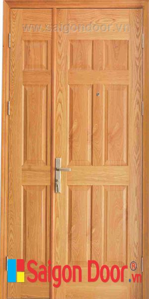 Cửa gỗ HDF VENEER 9A – ASH