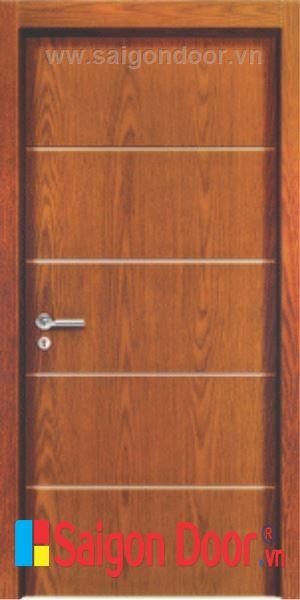 Cửa gỗ chống cháy SGD-P1R4A