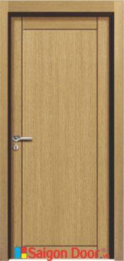 Cửa gỗ chống cháy SGD-P1R4B