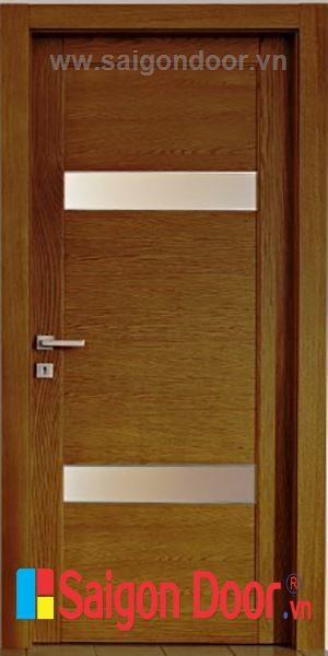 Cửa gỗ cao cấp FMD M-G2 oak