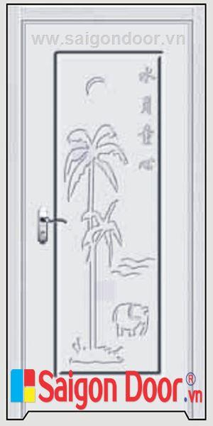 CỬA GỖ CAO CẤP PVC 1111