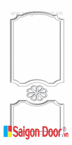 CỬA NHỰA GỖ SUNGYU SGD 130