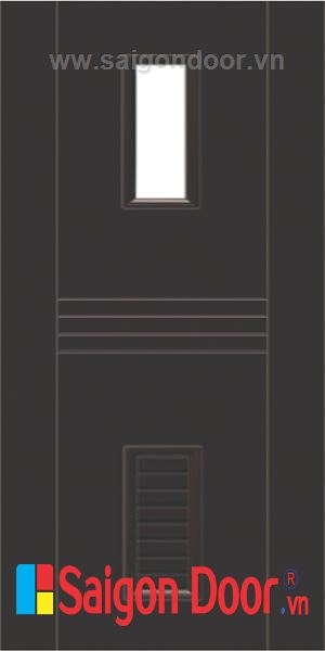 CỬA NHỰA GỖ SUNGYU SGD 356