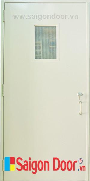 Cửa thép chống cháy TCC-P1G1BY
