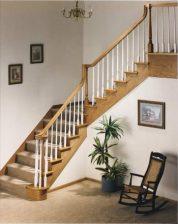 cầu thang gỗCT03
