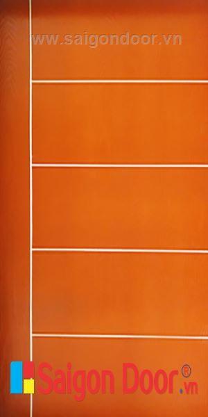 CỬA GỖ MDF LAMINATE P1R5 thuộc cửa gỗ công nghiệp MDF.