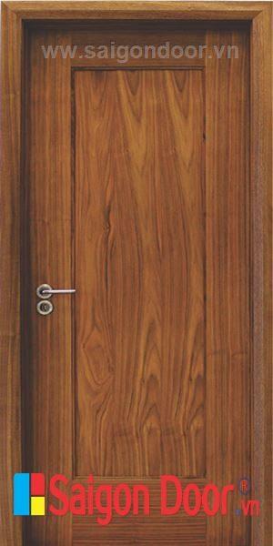 CỬA GỖ MDF LAMINATE M1R4 thuộc dòng cửa gỗ công nghiệp MDF.