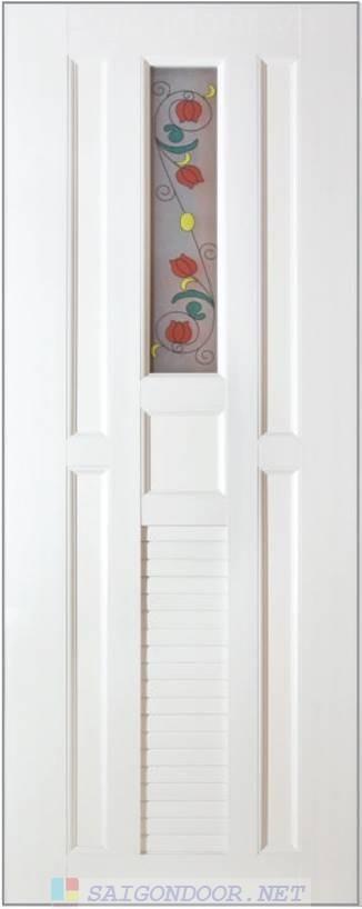 Cửa Nhựa PVC SGD YG-55