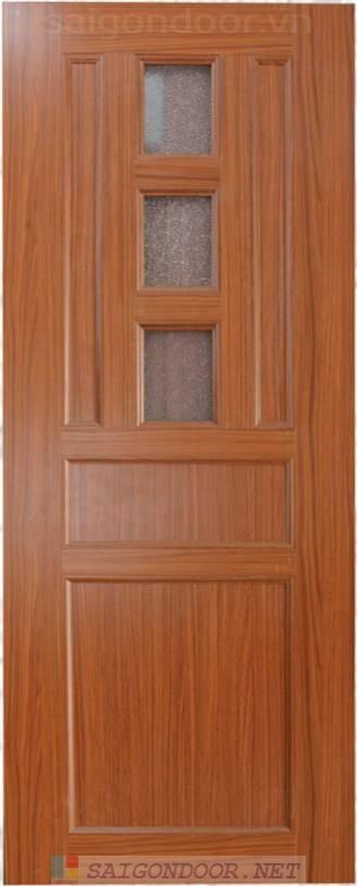 Cửa Nhựa Vân Gỗ Y@door SGD YY-42