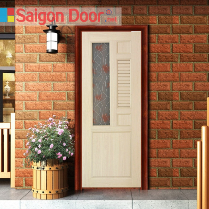 CỬA NHỰA Y@DOOR YG-12