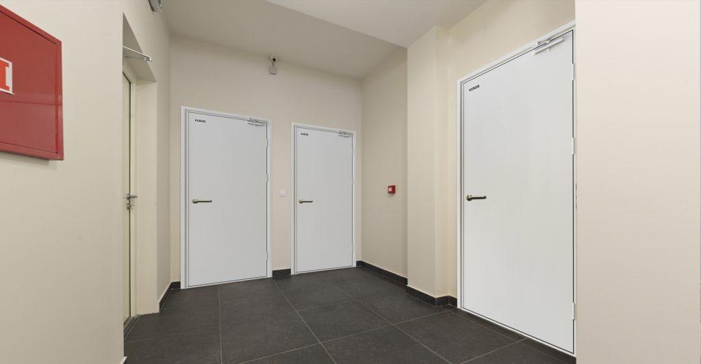 Những quy định về cửa chống cháy