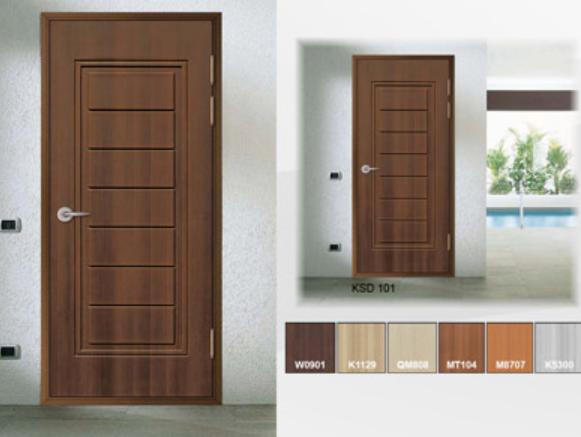 Vì sao cần thận trọng khi lựa chọn cửa gỗ nhà vệ sinh?