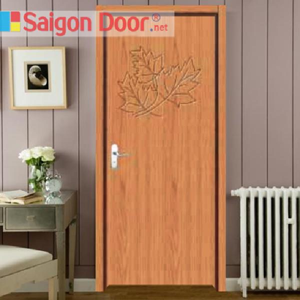 Một số mẫu cửa gỗ PVC cao cấp