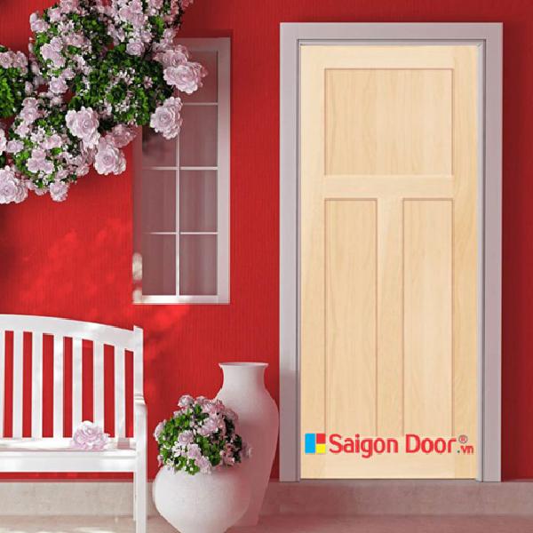 Một số mẫu cửa đẹp bằng gỗ tự nhiên
