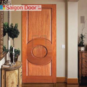 mẫu thiết kế cửa gỗ phòng ngủ