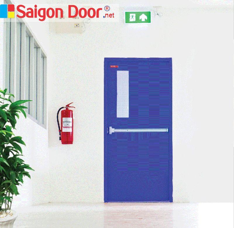 Công ty bán cửa thép chống cháy