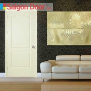 Cửa gỗ HDF được biết đến là dòng cửa gỗ giá rẻ trên thị trường hiện nay