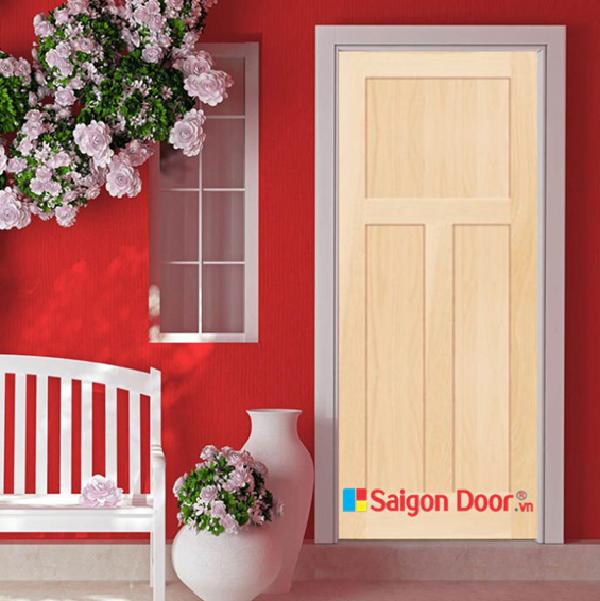 Mẫu cửa đơn giản