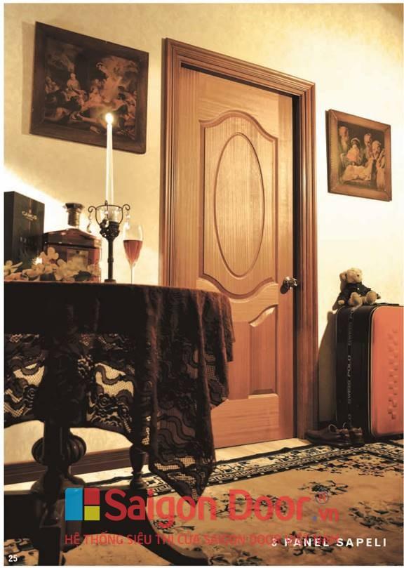 bảng giá cửa gỗ phòng ngủ