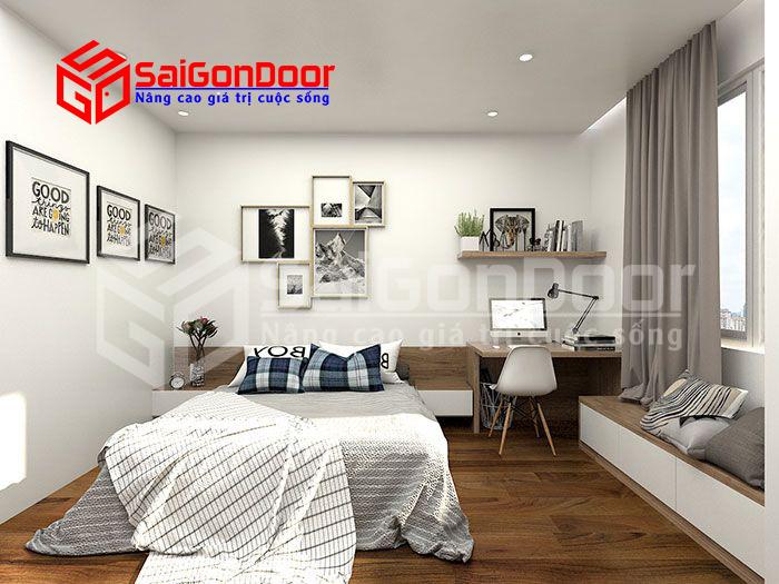 Lựa chọn cửa phòng ngủ phù hợp theo nhu cầu