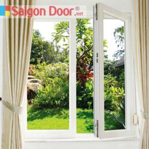 Cửa nhựa lõi thép là gì? Cấu tạo của cửa giúp đón được ánh nắng vào phòng một cách tối ưu