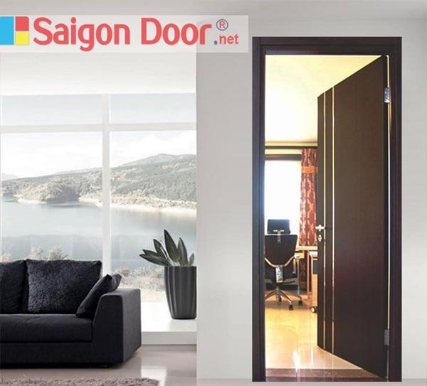 Mẫu cửa này là sự lựa chọn hoàn hảo cho mọi công trình, từ nhà ở cho đến các căn hộ cao cấp