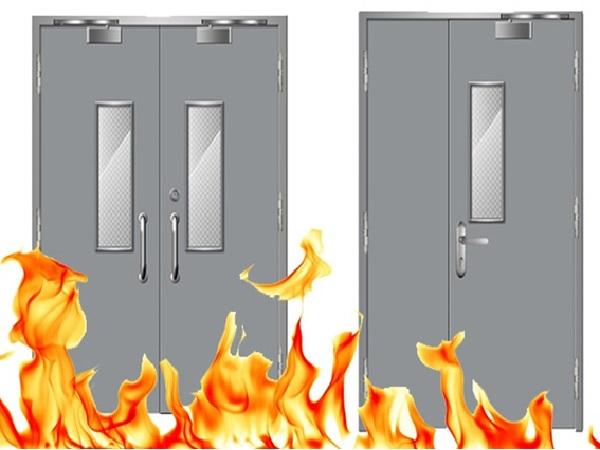 Nguyên lý hoạt động của cửa chống cháy như thế nào?