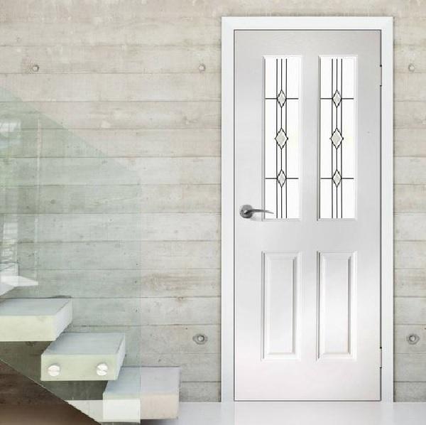 Cửa nhôm kính là cửa dễ dàng vệ sinh