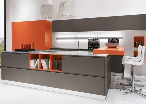 Vật liệu composite được ứng dụng trong chế tác cửa nhựa composite, tủ bếp,...