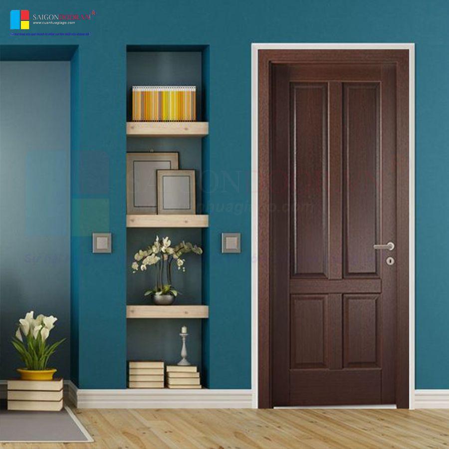 Cửa gỗ cao cấp melamine-7