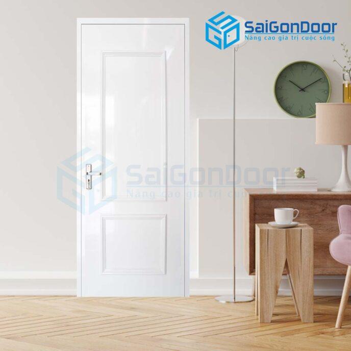 Cửa Nhựa Phòng Ngủ A01-91NN