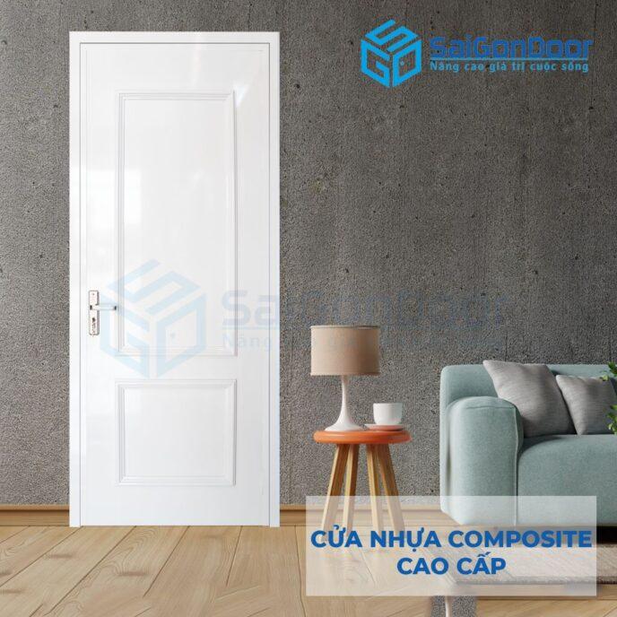 Cửa nhựa Composite A01-91NN
