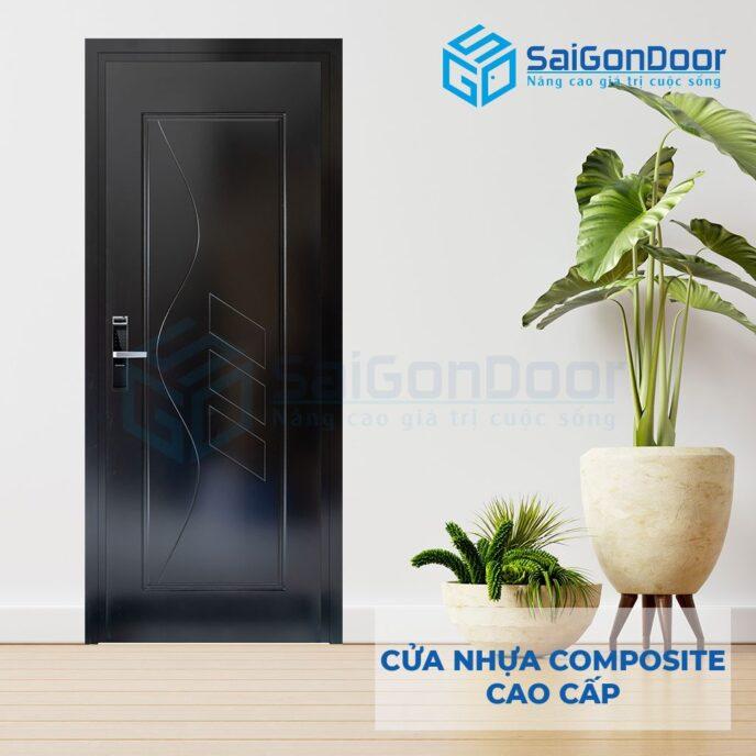 Cửa nhựa Composite A09-38