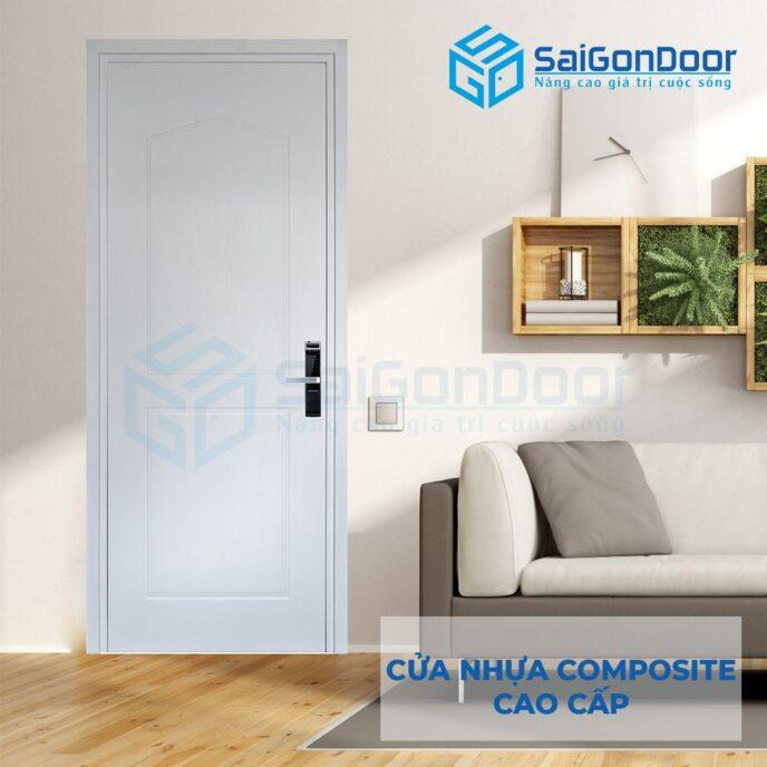 Cửa nhựa Composite B11-90