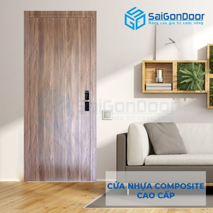 Cửa nhựa Composite B14-00