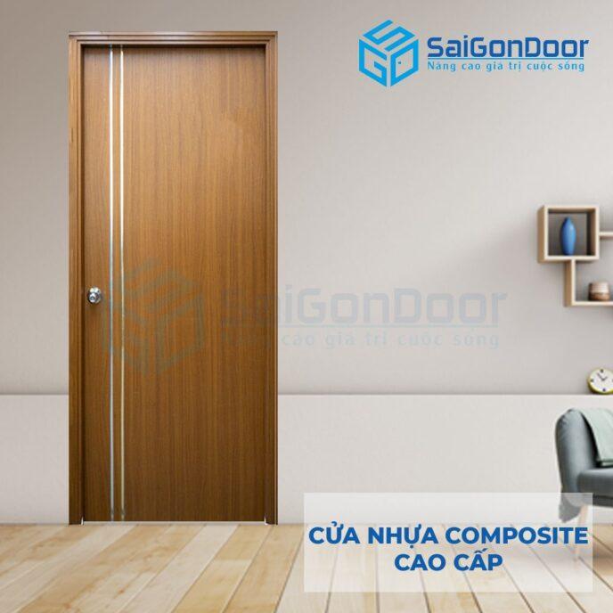 Cửa nhựa Composite B2-00-CN2