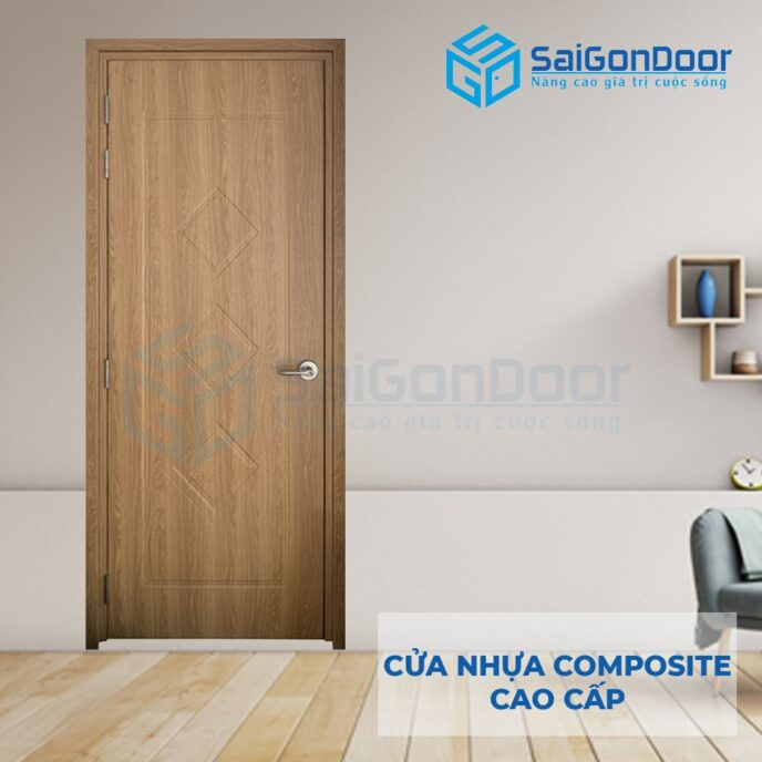 Cửa nhựa Composite B6-32