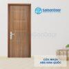 Cửa nhựa ABS Hàn Quốc 110-MT104-4
