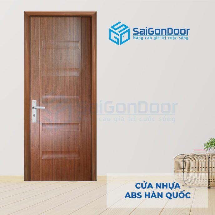 Cửa nhựa ABS Hàn Quốc 110-W0901