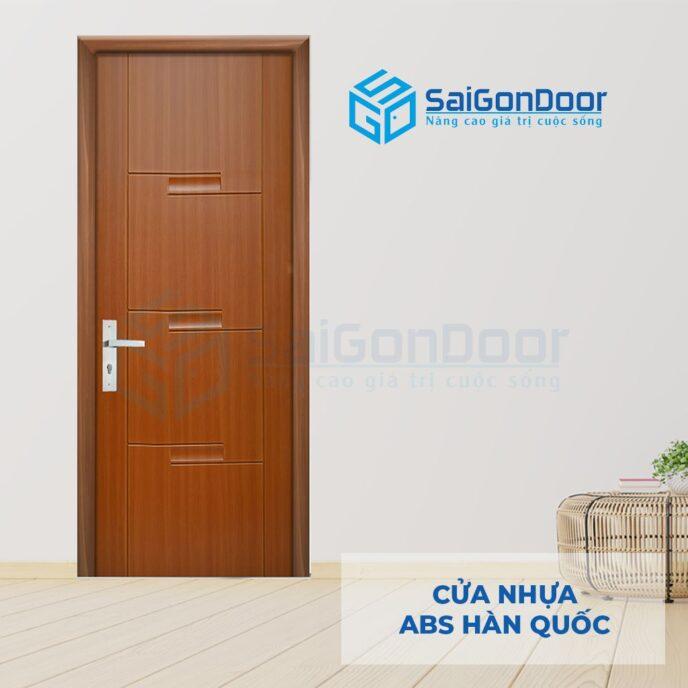 Cửa nhựa ABS Hàn Quốc 111-M8707-2