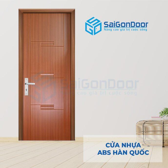 Cửa nhựa ABS Hàn Quốc 111-M8707-3