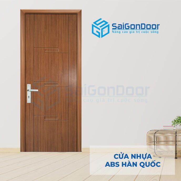 Cửa nhựa ABS Hàn Quốc 111-W0901-3