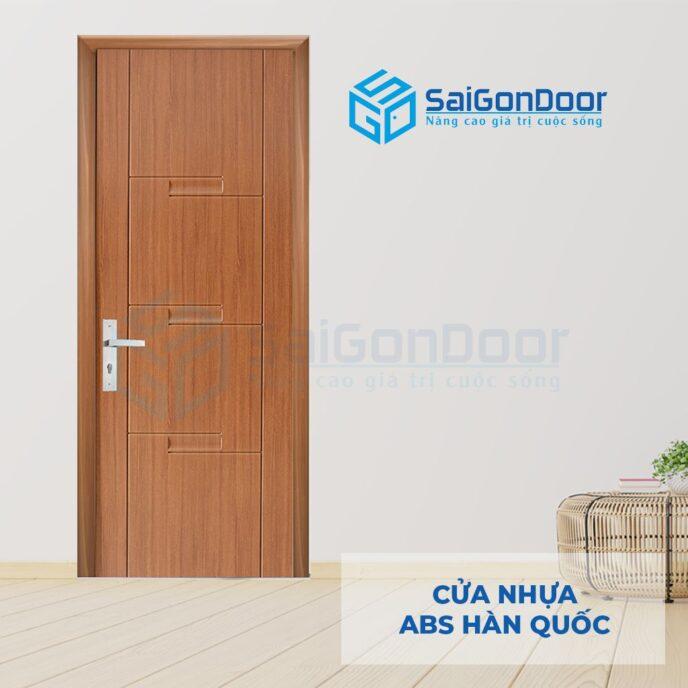 Cửa nhựa ABS Hàn Quốc 111-W0901-5